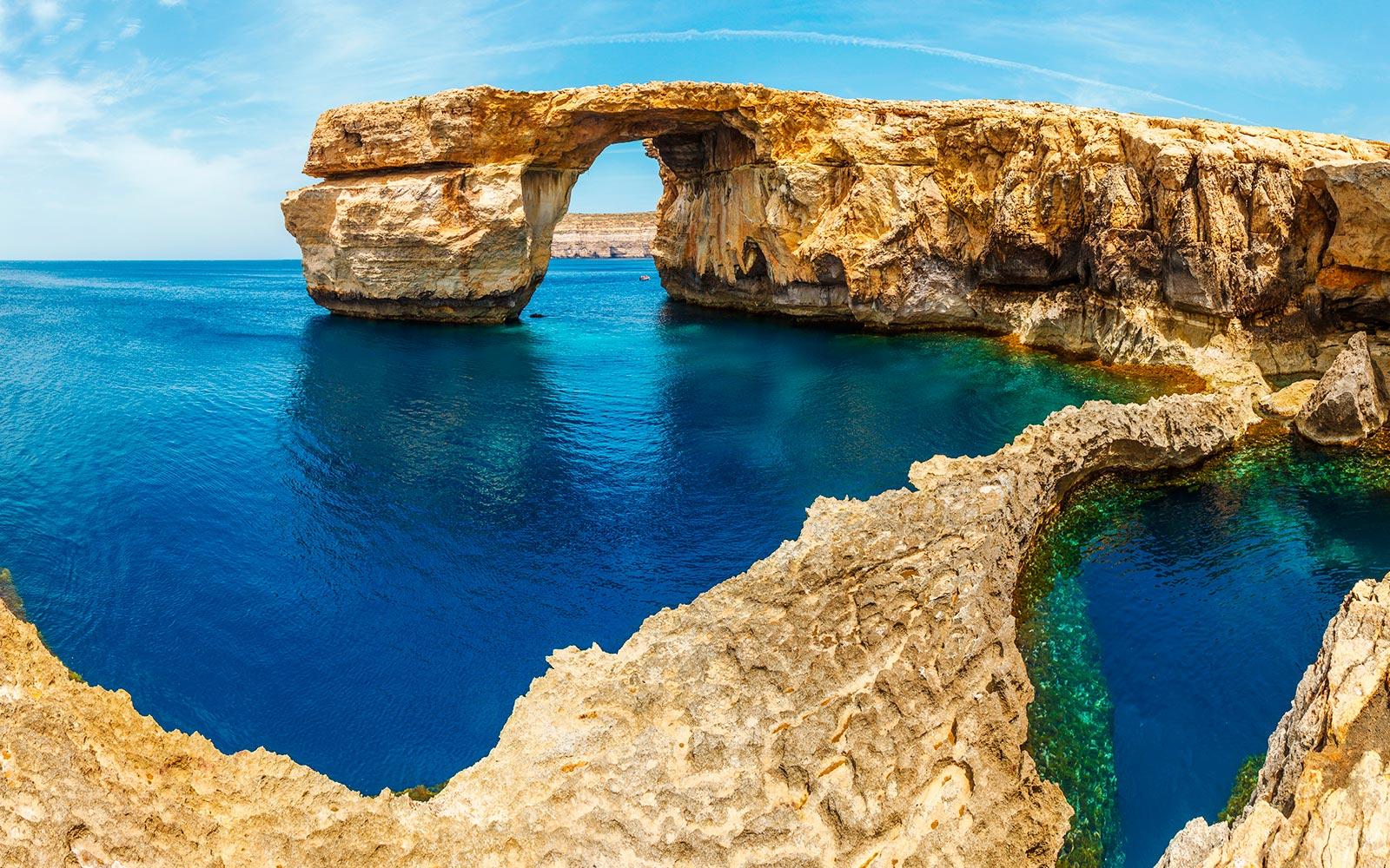 Malt - đất nước của ánh nắng mặt trời