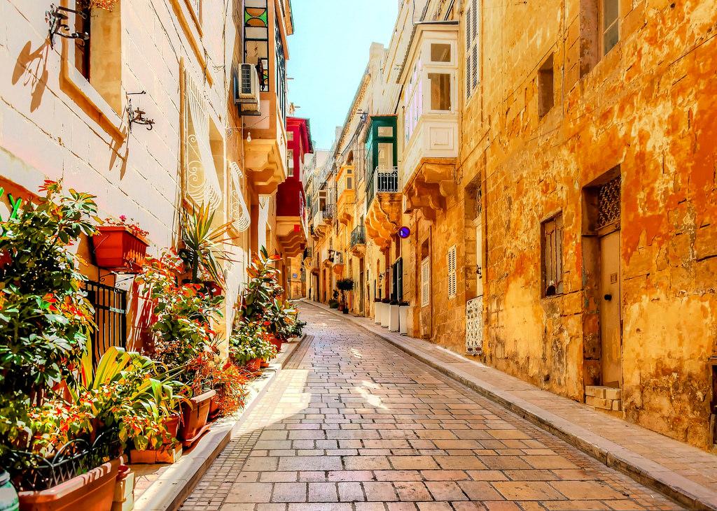 Malta - quốc đảo của những điều thú vị