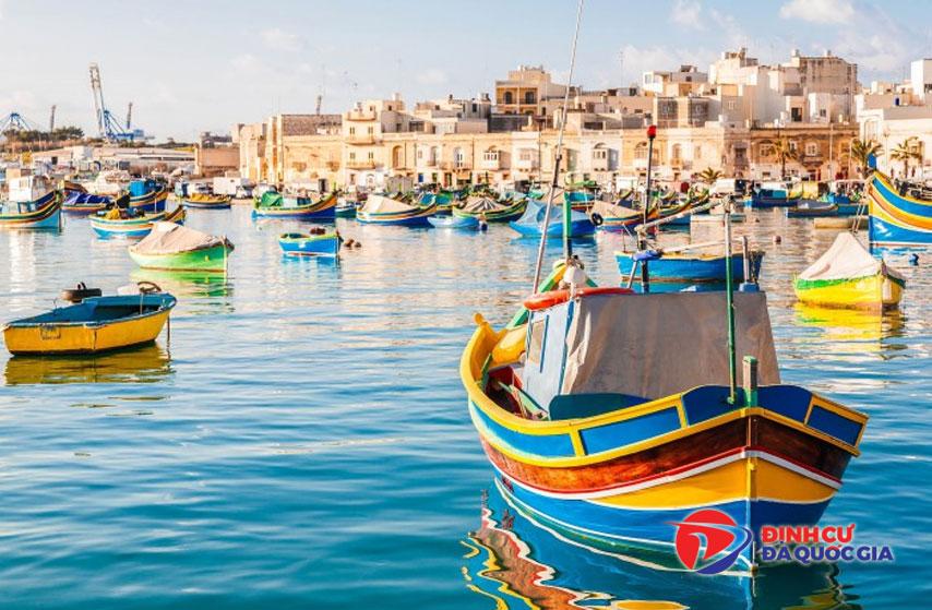 Chi phí đầu tư định cư Malta