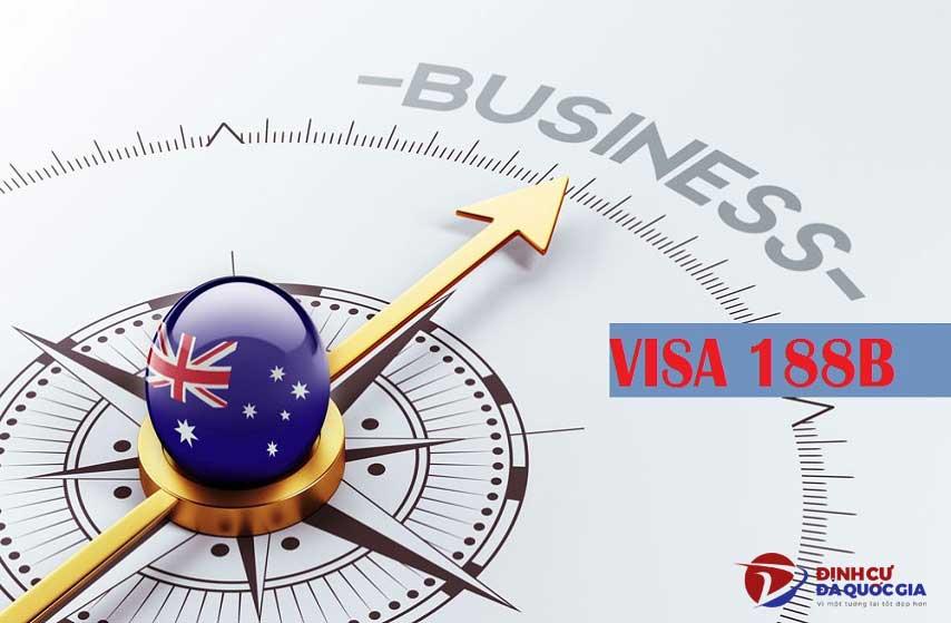 Định cư Úc visa 188