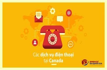 Hướng dẫn gọi điện thoại khi định cư tại Canada