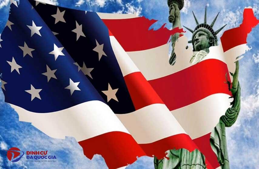 Tiểu bang khi định cư Mỹ