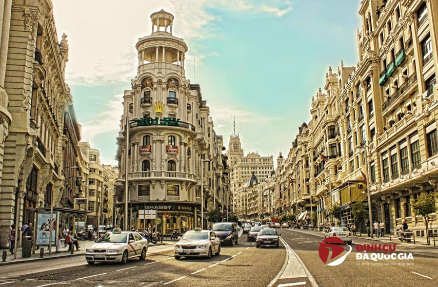 Xin thị thực định cư Tây Ban Nha