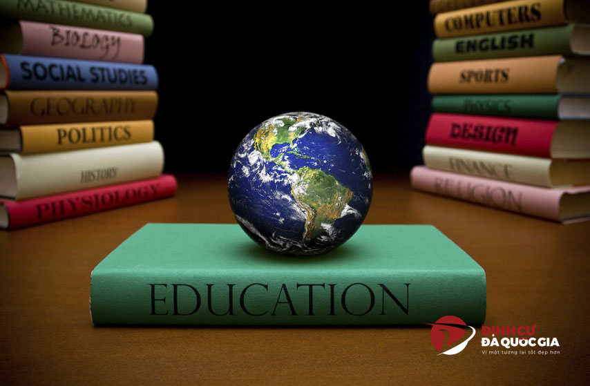Định cư Ireland - Hệ thống giáo dục thịnh vượng