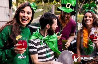Định cư Ireland - Văn hóa và nghệ thuật