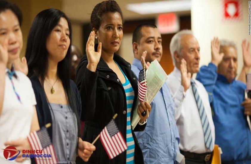 Định cư Mỹ theo diện HO
