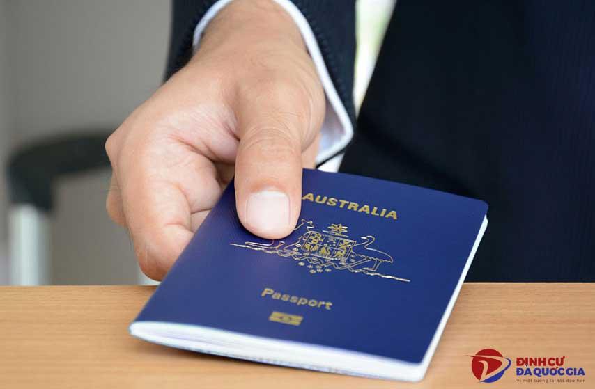 Định cư Úc theo diện đóng tiền