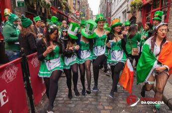 Lễ hội truyền thống ở Ireland