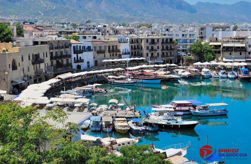 Định cư Cyprus - chương trình định cư với chất lượng sống cao, chi phí thấp