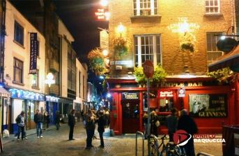 Trải nghiệm văn hóa đón giáng sinh tại Dublin - Ireland