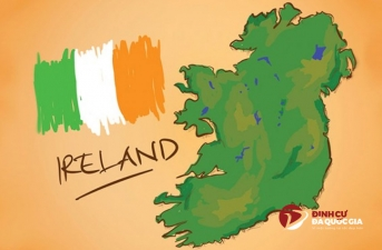 Định cư Ireland - thích nghi khí hậu một cách dễ dàng