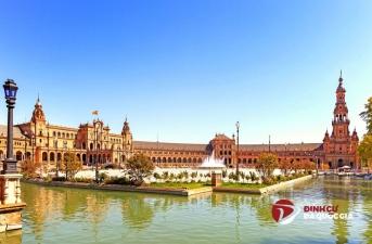Định cư Tây Ban Nha - 5 địa điểm đẹp nhất Seville