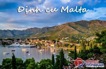 Định cư Châu Âu với chương trình đầu tư lấy quốc tịch Malta