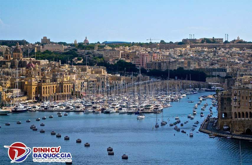 Định cư Malta: Đầu tư từ 9 tỷ - 4 thế hệ gia đình thường trú vĩnh viễn