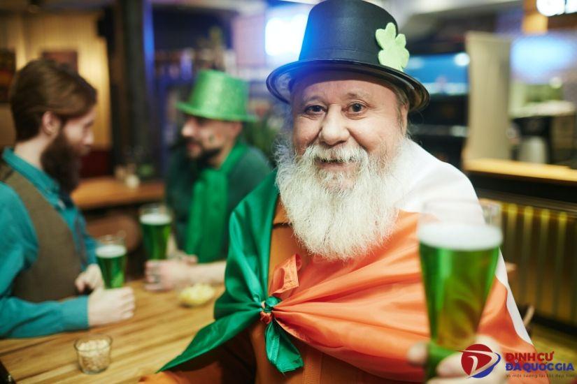 Phúc lợi Ireland - Định cư Đa quốc gia