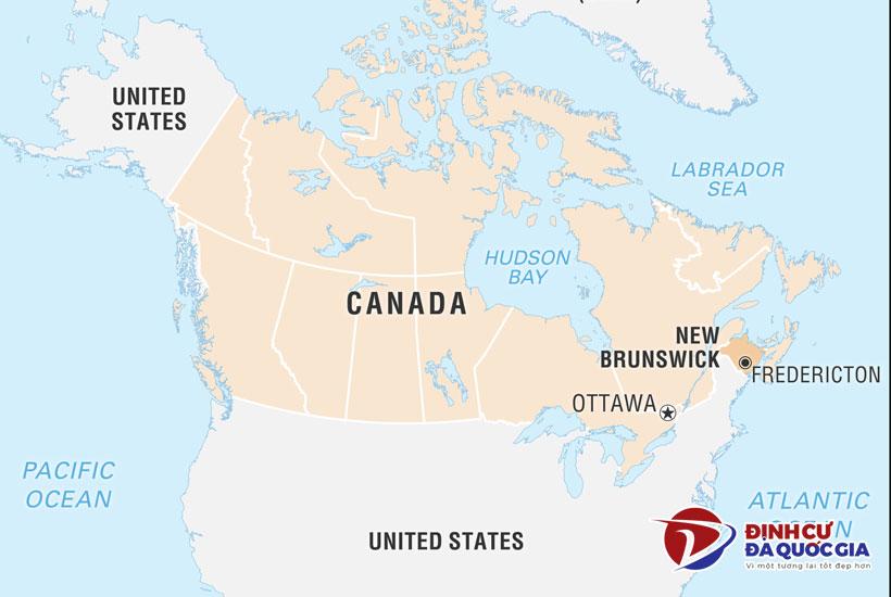 Tỉnh bang New Brunswick