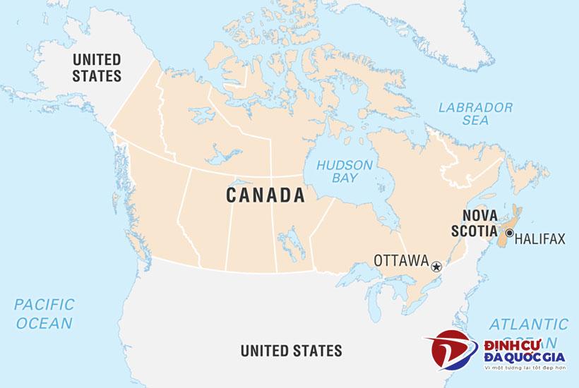 Tỉnh bang Nova Scotia