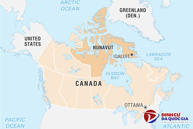 Vùng Nunavut
