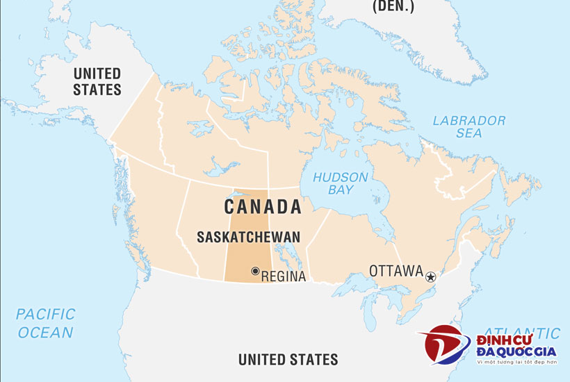 Tỉnh bang Saskatchewan