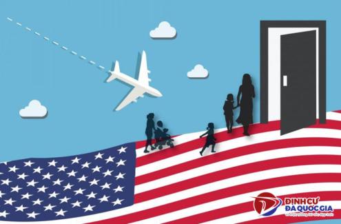 Mới! Điều kiện định cư Mỹ 2021 và chính sách nhập tịch Mỹ 2021