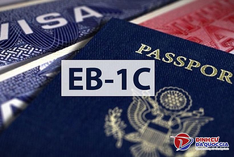 Thủ tục xin Thẻ xanh diện EB-1C thông qua L-1A