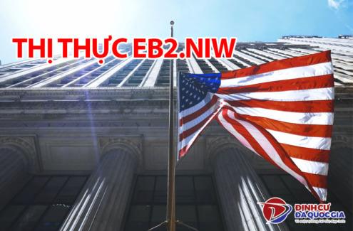 Thị thực EB-2.NIW – Con đường định cư Mỹ diện ưu tiên