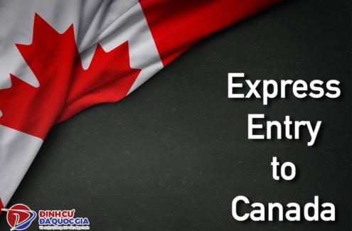 Thông tin cần biết về định cư Canada Tay Nghề Cao – EE (Express Entry)